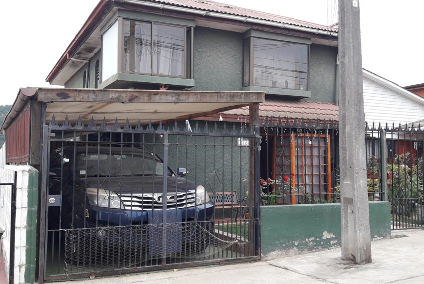casa en venta en quilpué