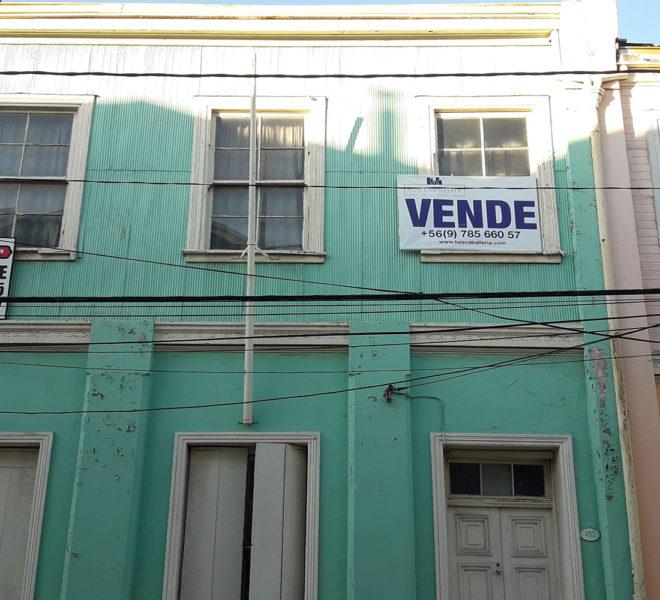 Casona en venta en Valparaíso