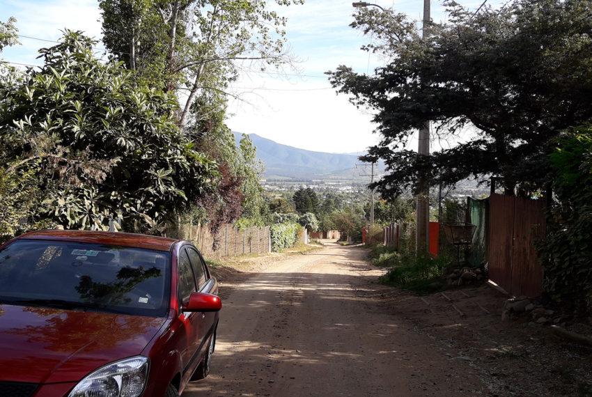 Terreno con casa en venta en Olmué
